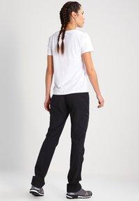Salomon - WAYFARER - Trousers - black - 2