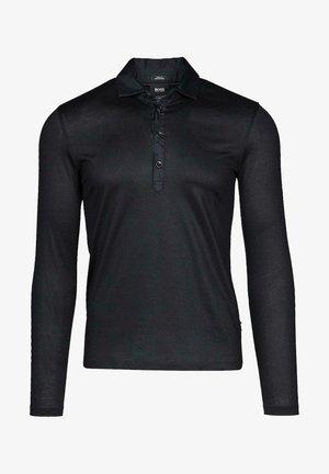 ACCIANO - Polo shirt - black