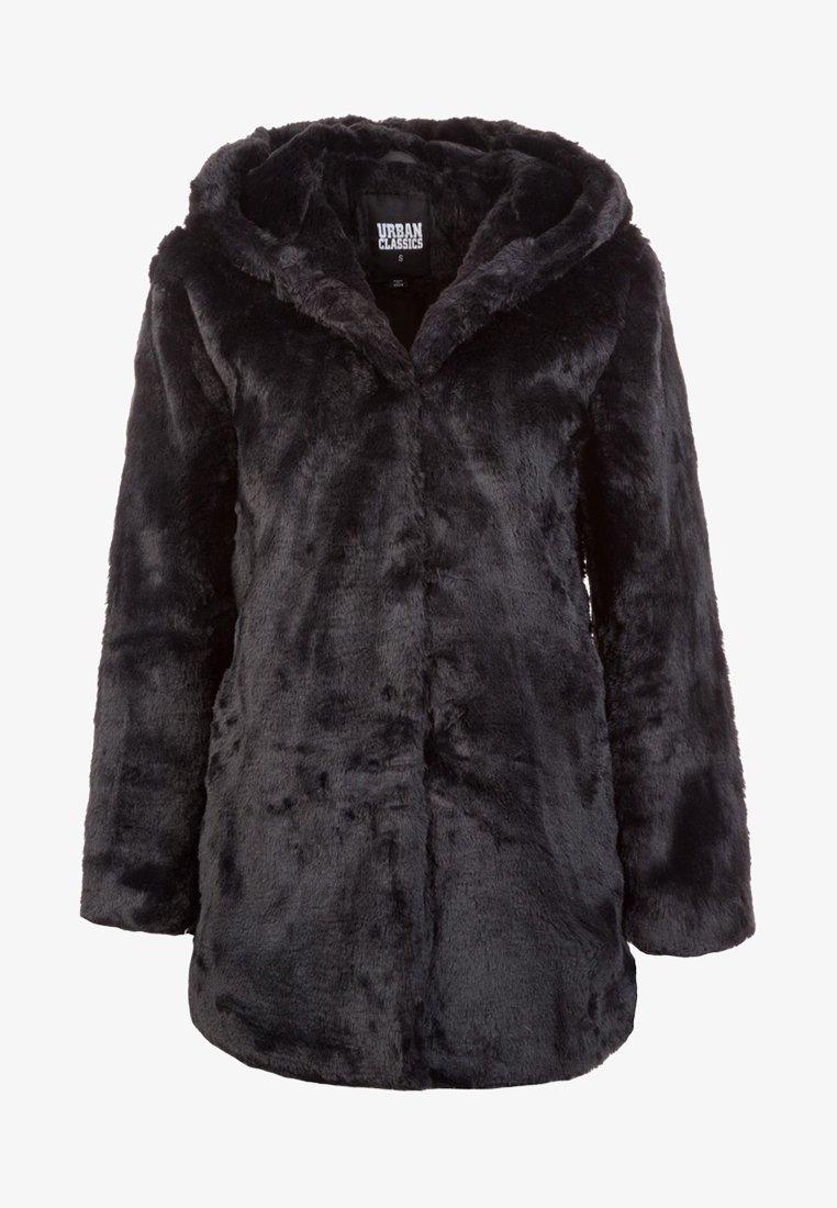 Urban Classics - Classic coat - black