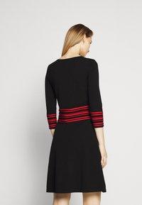 HUGO - SANDREYYA - Jumper dress - black - 2