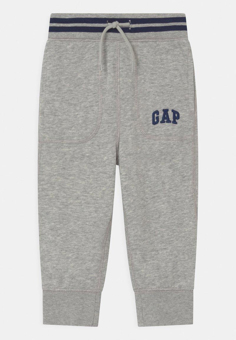 GAP - TODDLER BOY ARCH  - Trousers - light grey heather