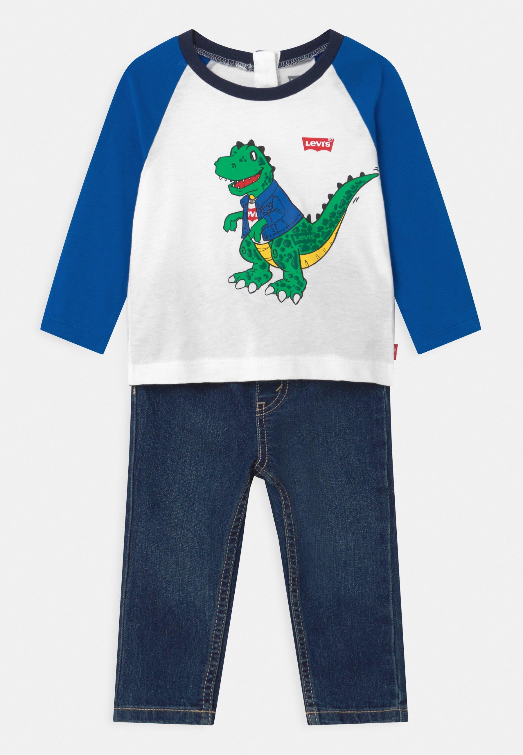 Kinder RAGLANSET - Jeans Straight Leg