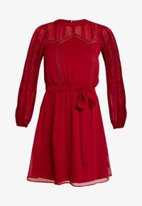 NAF NAF - LATROUSSO - Day dress - rouge dorient - 5