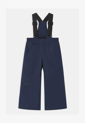 ALENKO JUN UNISEX - Snow pants - dark navy