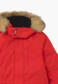 Reima - NAAPURI UNISEX  - Winter coat - tomato red - 4