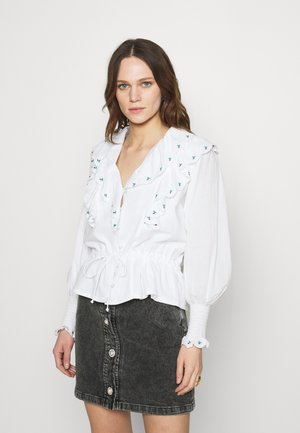 TENNA - Blouse - white