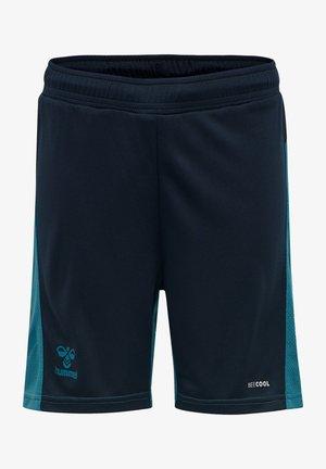 ACTION  - Shorts - dark sapphire/blue coral