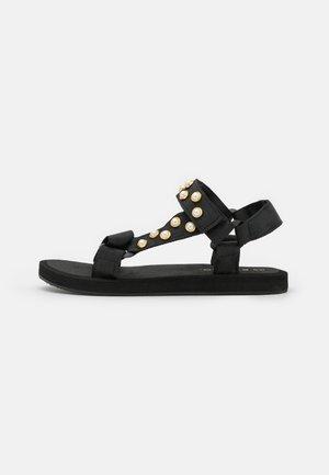 BIADENI PEARL  - Sandals - black