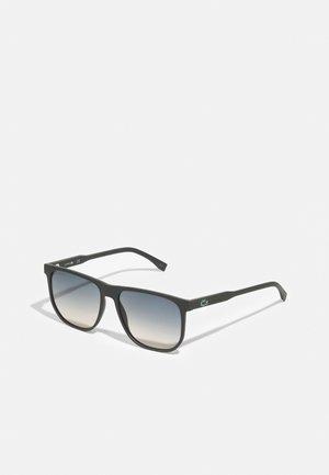 UNISEX - Sunglasses - matte khaki