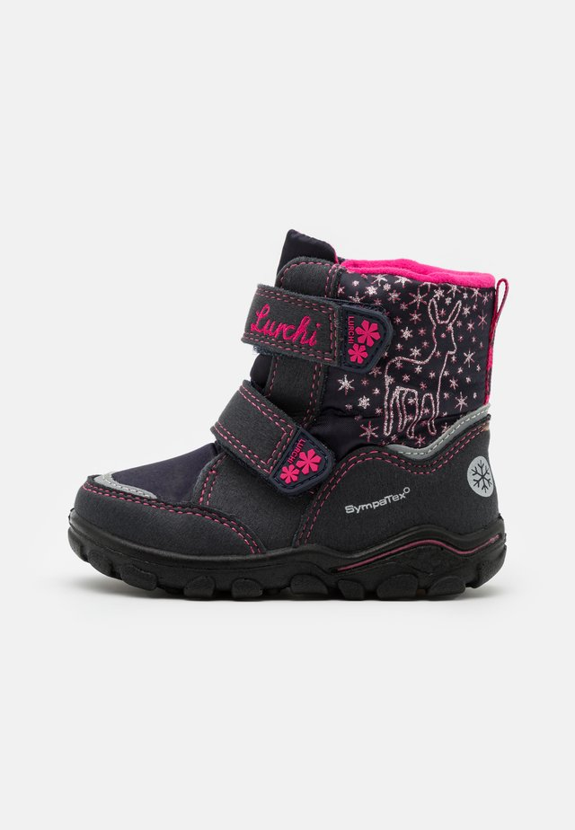 KINA SYMPATEX - Winter boots - atlantic