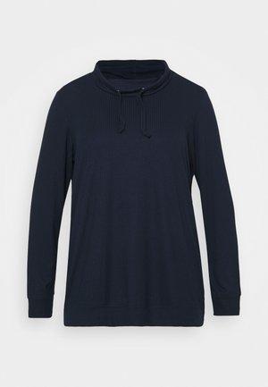 EINGVILD - T-shirt à manches longues - navy blazer