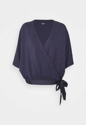 HARYA - Pyjama top - indigo