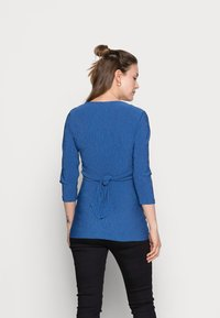 MAMALICIOUS - NURSING - Bluzka z długim rękawem - bright cobalt - 2