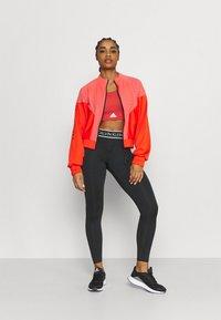 Calvin Klein Performance - FULL LENGTH - Leggings - black - 1