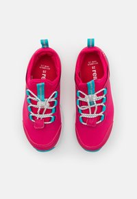 Reima - REIMATEC SHOES EDETEN UNISEX - Hiking shoes - raspberry pink - 3