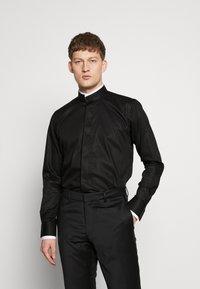KARL LAGERFELD - MODERN FIT - Formální košile - black - 0