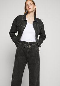 Agolde - REWORKED - Straight leg jeans - pave - 3