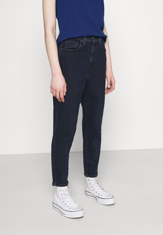 HIGH WAISTED TAPER - Relaxed fit jeans - bruised ego