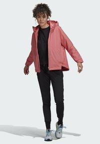 adidas Performance - Winter jacket - pink - 1