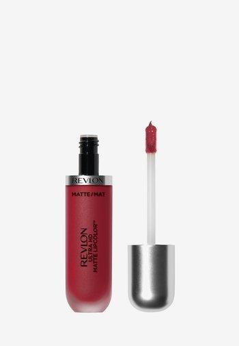 ROUGE À LÈVRES ULTRA HD MAT - Liquid lipstick - 635 passion