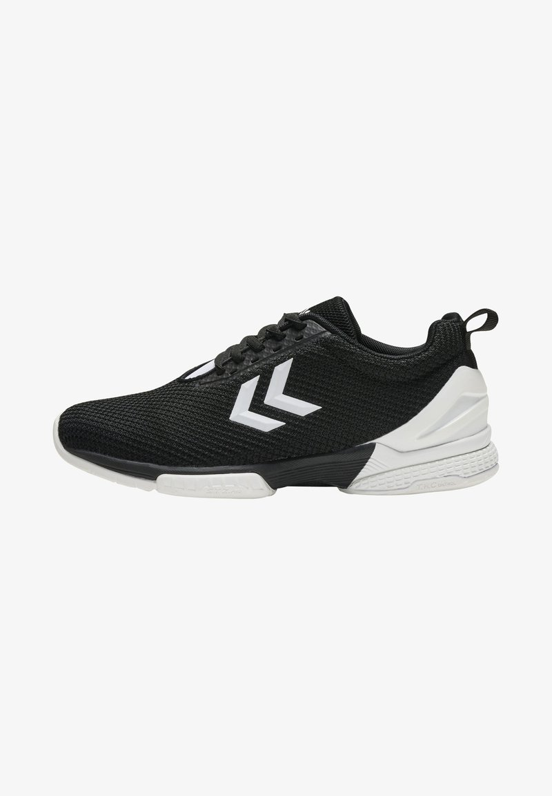 Hummel - AEROCHARGE FUSION - Handball shoes - black