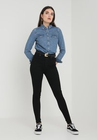 Levi's® - ULTIMATE WESTERN - Button-down blouse - livin' large - 2