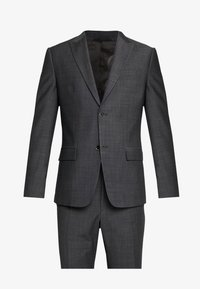 Calvin Klein Tailored - BISTRETCH DOT - Suit - grey - 10
