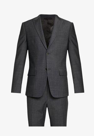 BISTRETCH DOT - Suit - grey