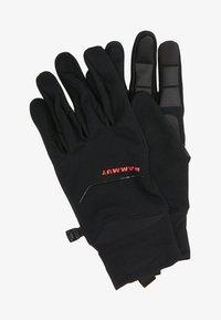 Mammut - ASTRO GLOVE - Handsker - black - 1