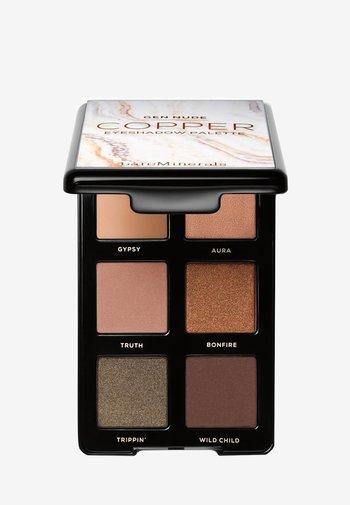 GEN NUDE EYESHADOW PALETTE - Eyeshadow palette - copper