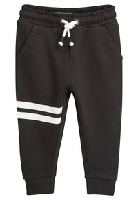 Next - 2 PACKS - Tracksuit bottoms - black - 3