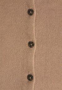 Pieces Petite - PCESERA - Cardigan - natural - 2