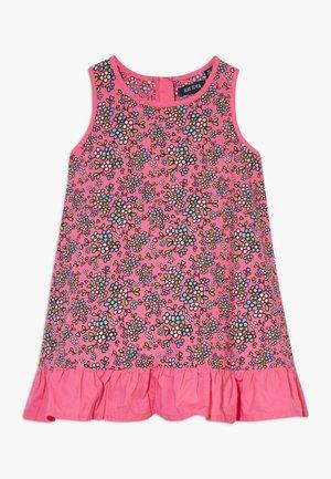 Žerzejové šaty - pink original