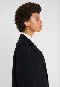 Strenesse - DOUBLE FACE COAT - Classic coat - black - 3