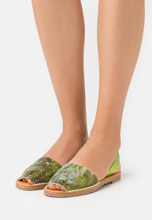 MINORCA HOTFIX - Sandals - floral