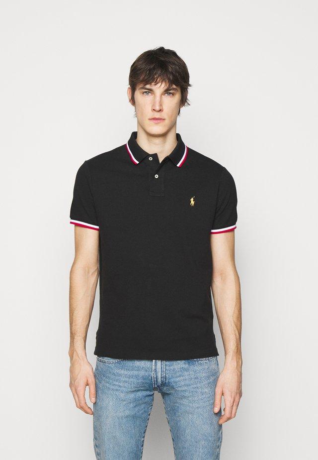 BASIC - Poloshirt - black