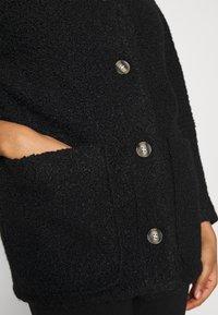 Topshop - OREGON - Classic coat - black - 4