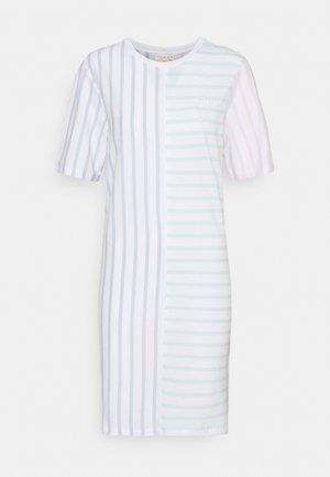 ICON BLOCK SHIFT SHORT DRESS - Jersey dress - multi brenton