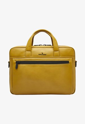 Briefcase - yellow