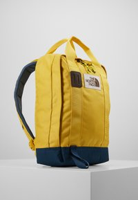 The North Face - TOTE PACK UNISEX - Reppu - yellow/blue/teal - 4