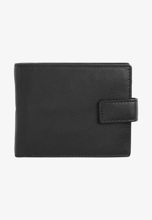 SIGNATURE EXTRA CAPACITY POPPER - Wallet - black