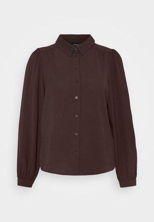 VMAYA  - Skjorte - chocolate plum