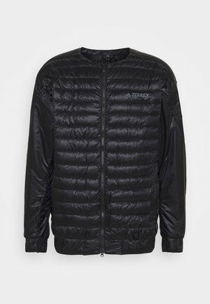 HIKE - Down jacket - black