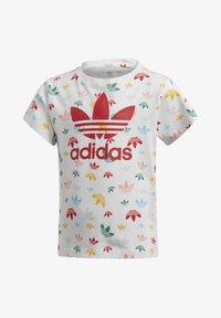 adidas Originals - T-SHIRT - Camiseta estampada - white - 0
