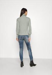 G-Star - LYNN MID SKINNY RP ANKLE WMN - Jeans Skinny Fit - antic faded kyanite - 2