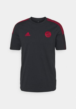 FC BAYERN MÜNCHEN TEE - Fanartikel - night grey