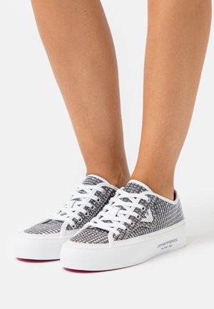 Zapatillas - silver/white