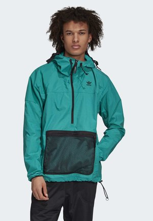 ADIDAS PT3 KARKAJ WINDBREAKER - Windbreakers - glory green