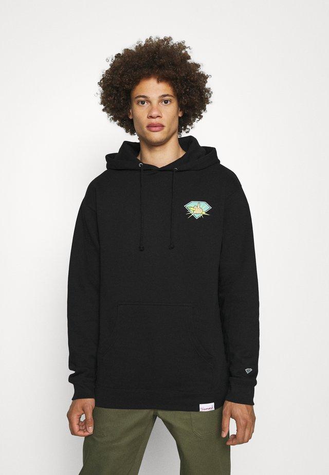BOLTS HOODIES - Sweatshirt - black