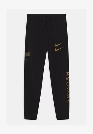 Pantalon de survêtement - black/gold